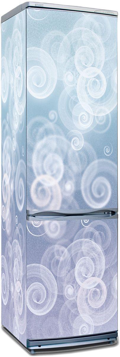 наклейка на холодильник - Виражи