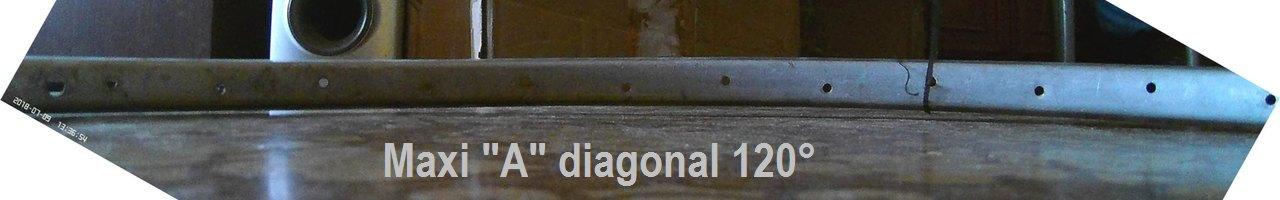Фото Макси-А диагональ 120°