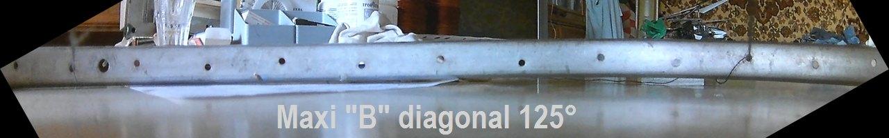 Фото Макси-В диагональ 125°