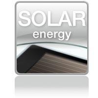 Kitchen scale: solar energy