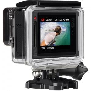 GoPro HERO4 Silver LCD