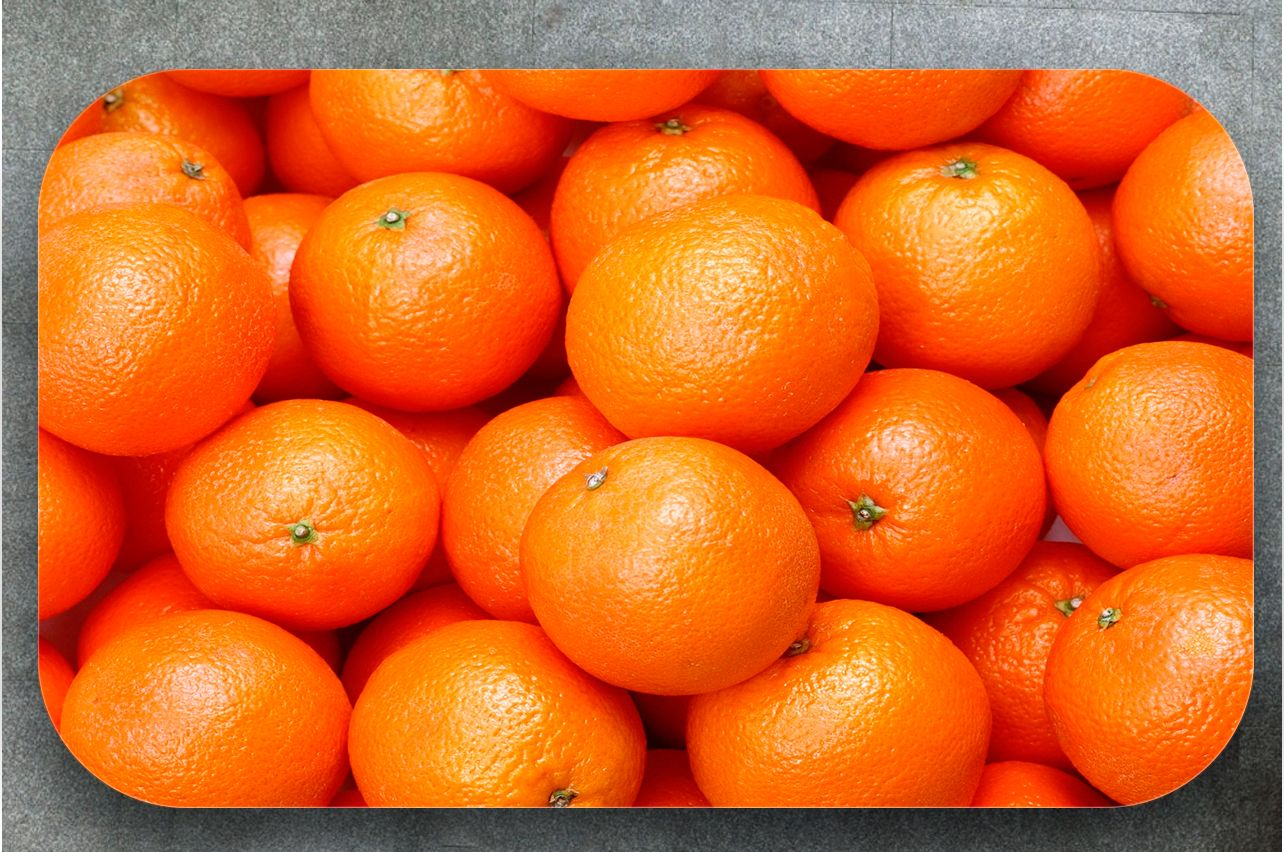 Stickers a Table - Orange | Buy Table Decals in x-decor.comи
