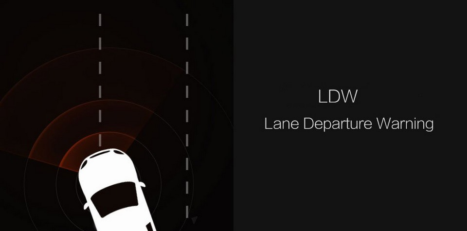 xiaomi-70 lane depature warning