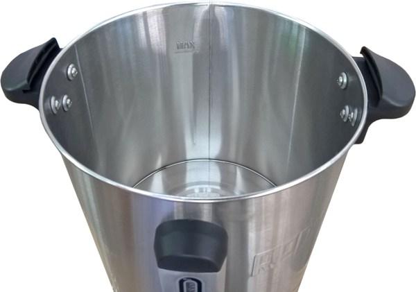Термопот бойлер Redmond 16 литров - удобная форма