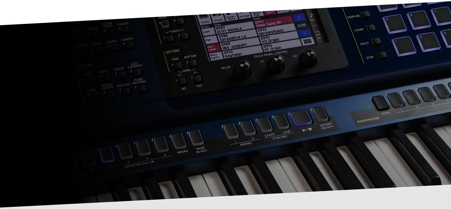 Casio MZ-X пианомарт