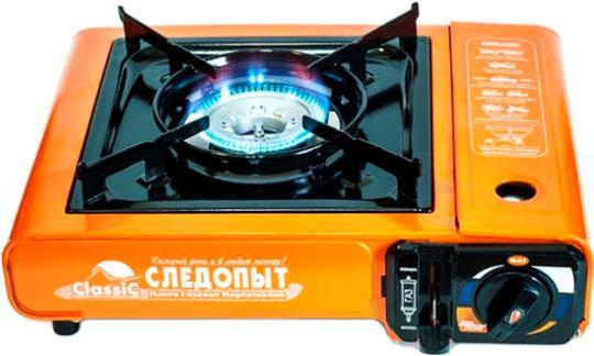 Портативная газовая плита Следопыт Classic PF-GST-N06 - удобная и компактная форма