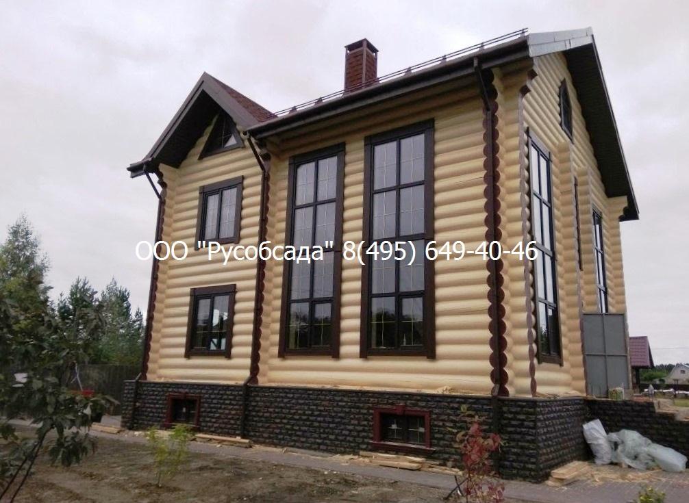 Обсада и окна в Калужской области