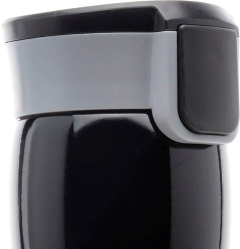 Термостакан для напитков el Gusto коллекция Corsa 470 мл - крышка с кнопкой