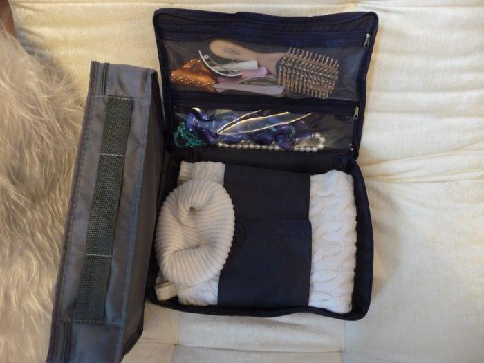 сумка органайзер дорожная для одежды, вещей