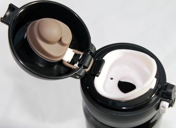 Термостакан с поилкой Treein art 500 мл - узкое горло 40 мм