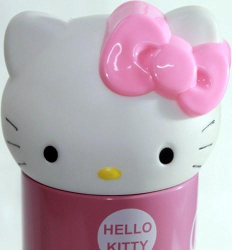 Детский термос Hello Kitty 360 мл - глухая пробка с теплоизолятором