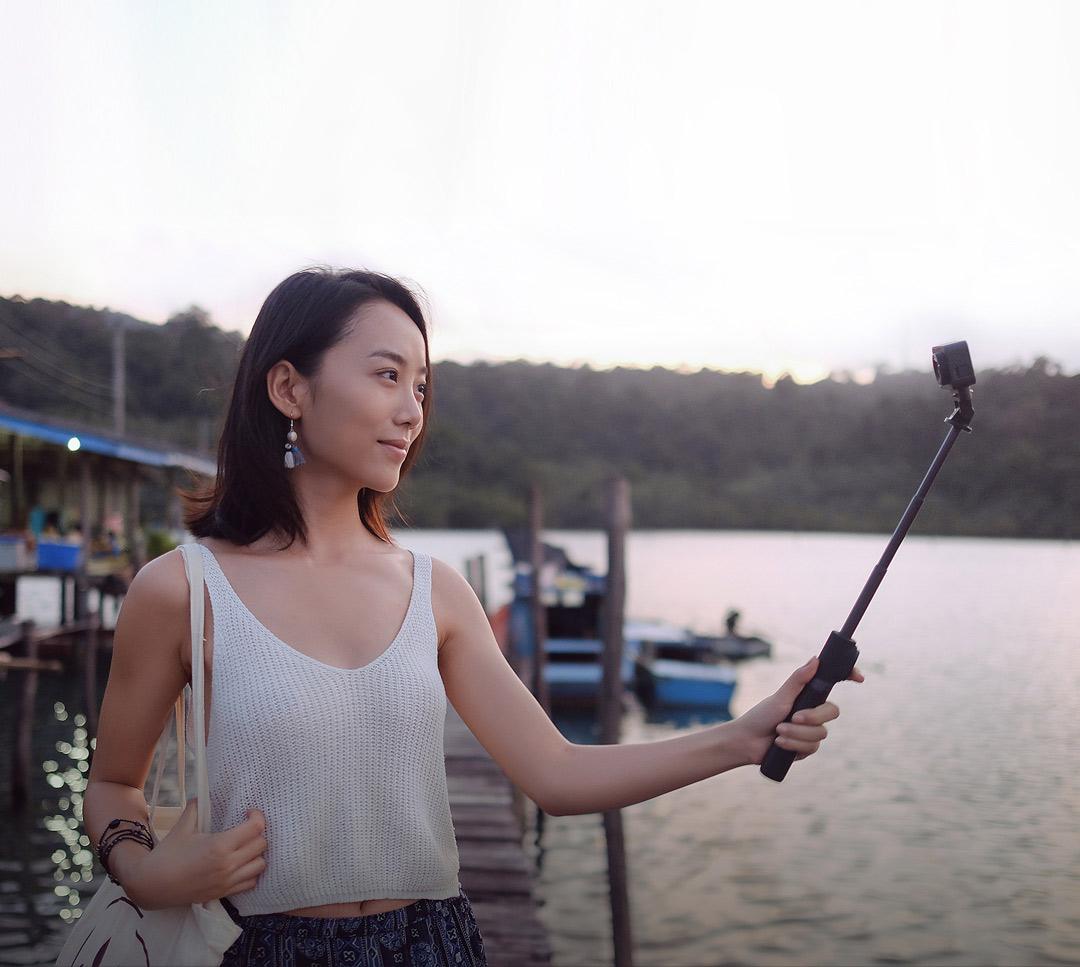 MiJia 4K Small Camera очень удобная камера