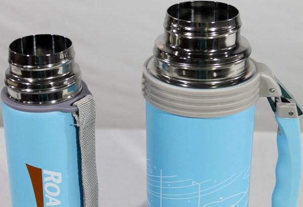 Набор из двух термосов Fangda - стальное горло