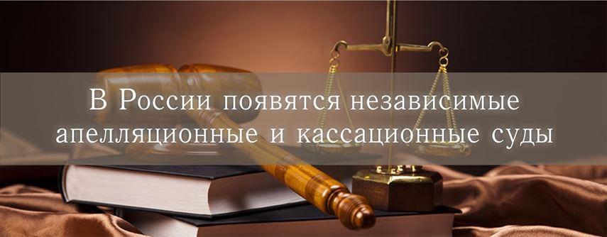 Апелляционные и кассационные суды