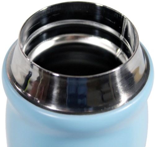 Термостакан Color ZR-42 с поилкой 500 мл - стальное горло