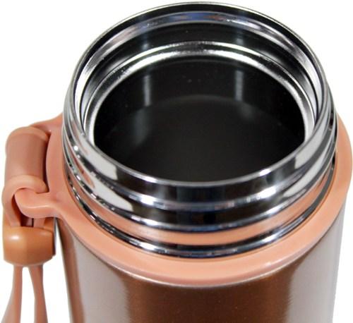 Термостакан Health с поилкой 500 мл - стальное горло
