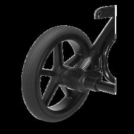 Большие колеса-вездеходы с мягкой подвеской -