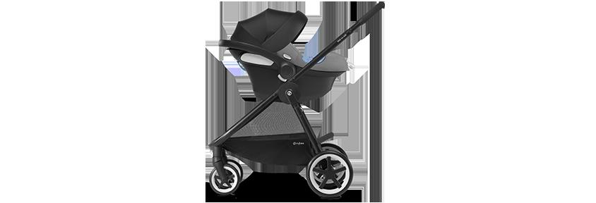 Система для путешествий - Также может быть использовано в системе для путешествий с колясками CYBEX или gb, или подходящими колясками других брендов.