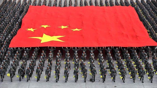 Армия Китая - НОАК