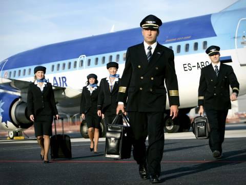 Курсы самообороны для пилотов и бортпроводников