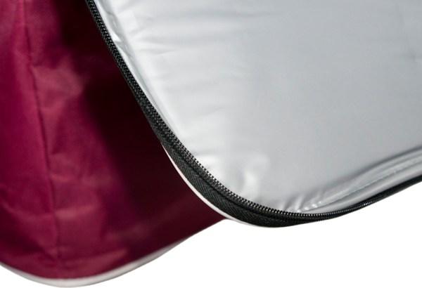 Изотермическая термосумка Sanne Bag 34 литра - материалы