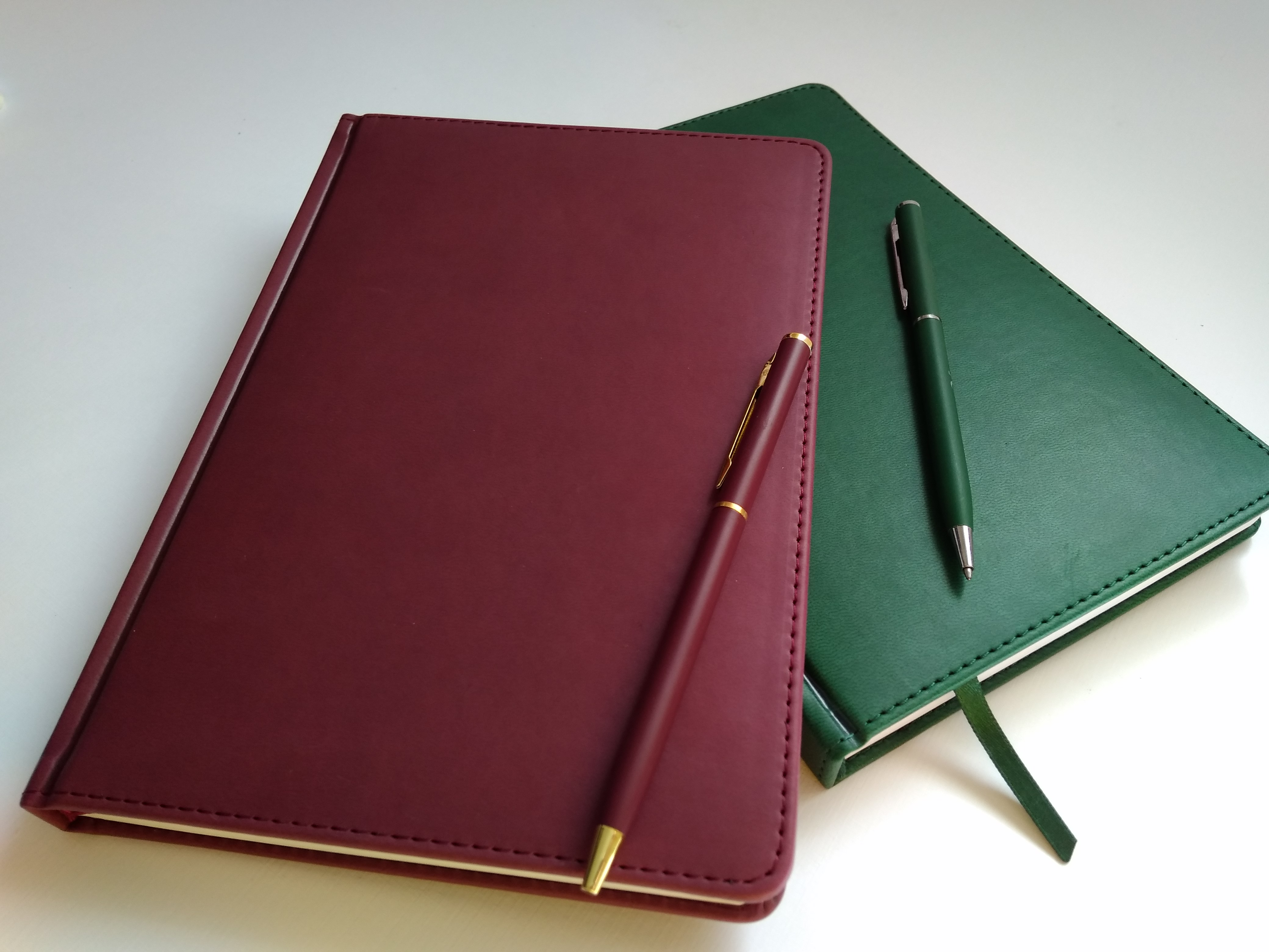 изготовление ежедневников на заказ