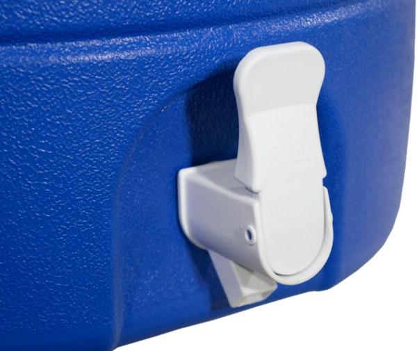 Изотермическая термо-бочка Cool для холодных напитков - краник для наливания