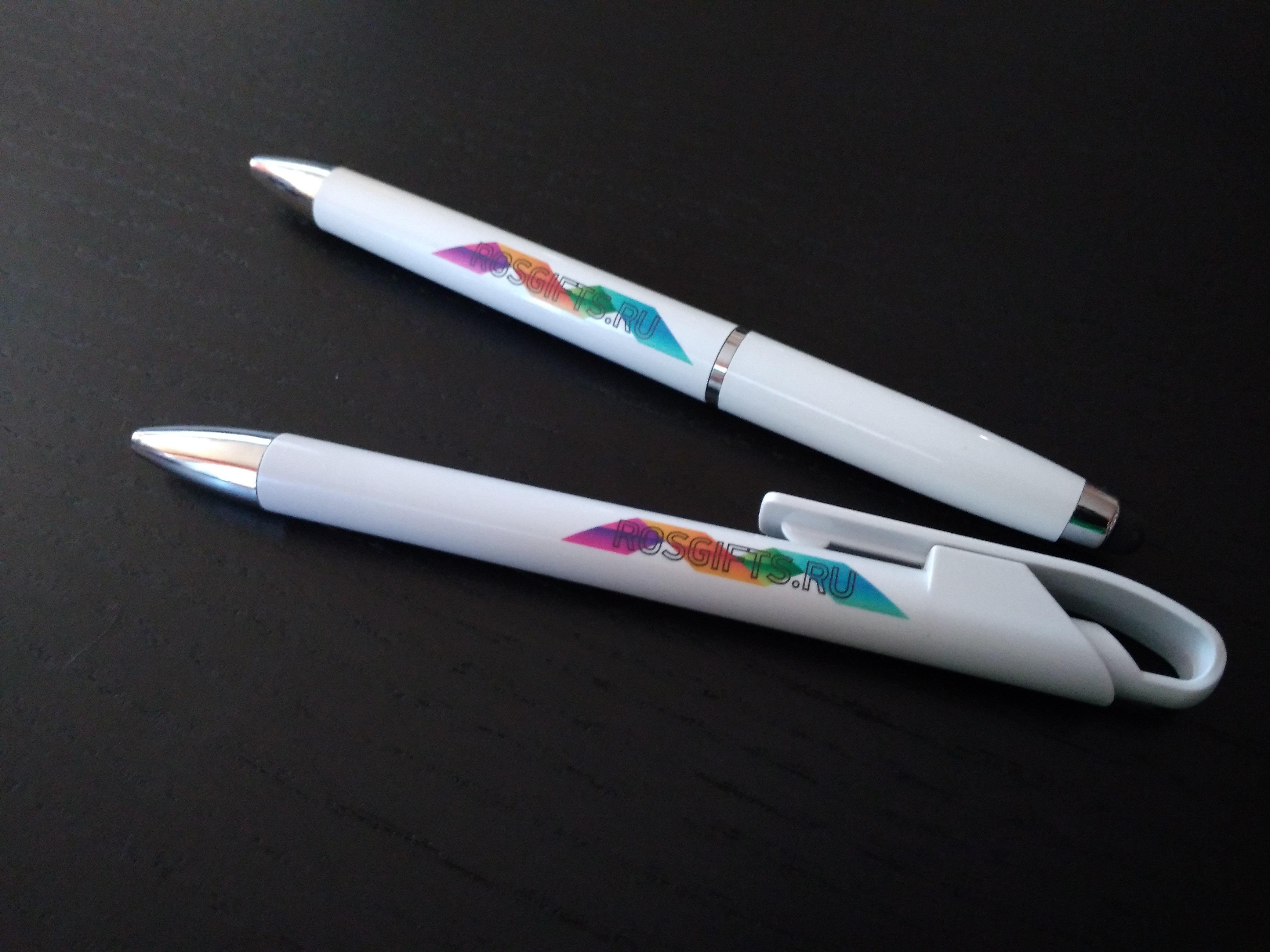 ручки с полноцветной печатью
