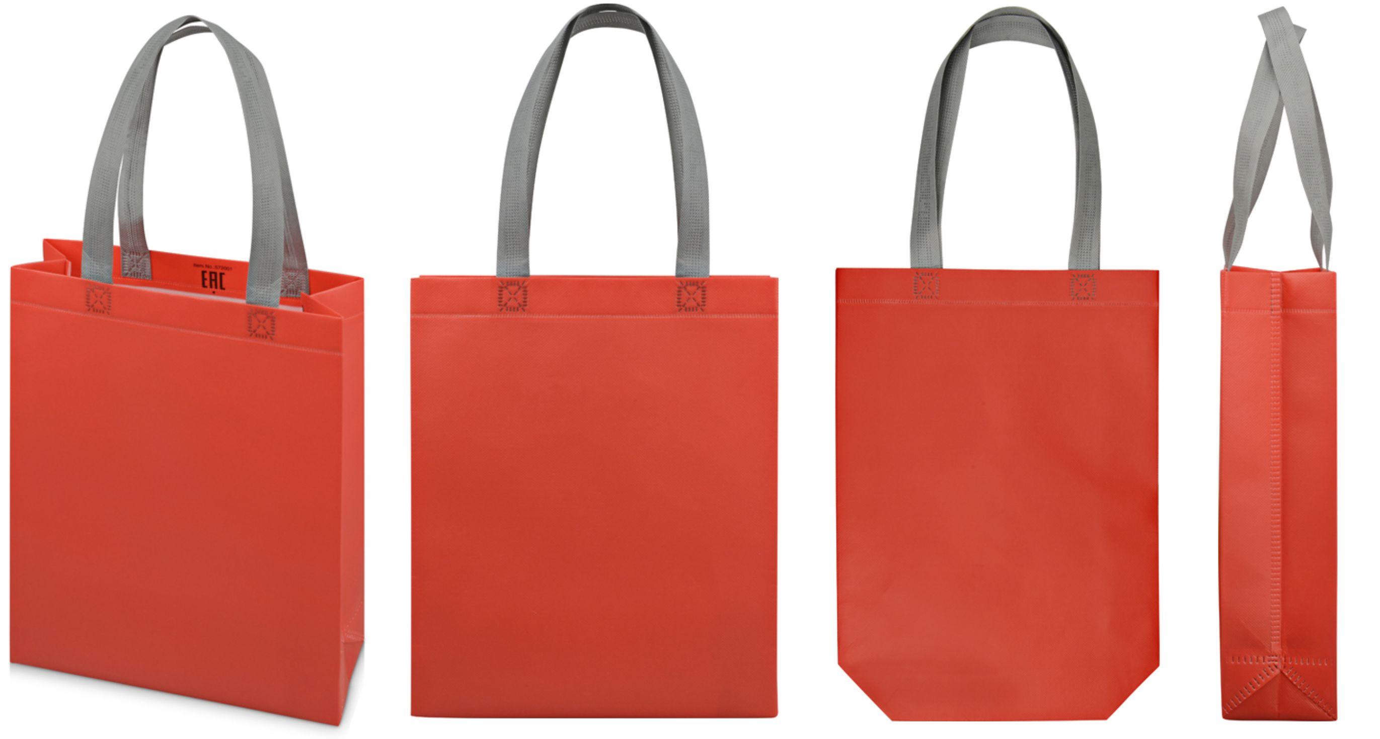 сумки для покупок с логотипом в Уфе