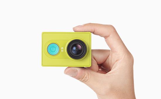 Представлена экшн-камера Xiaomi Yi Sport