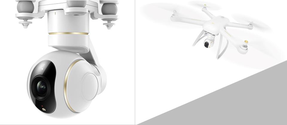 Mi drone 4К  камера 4K