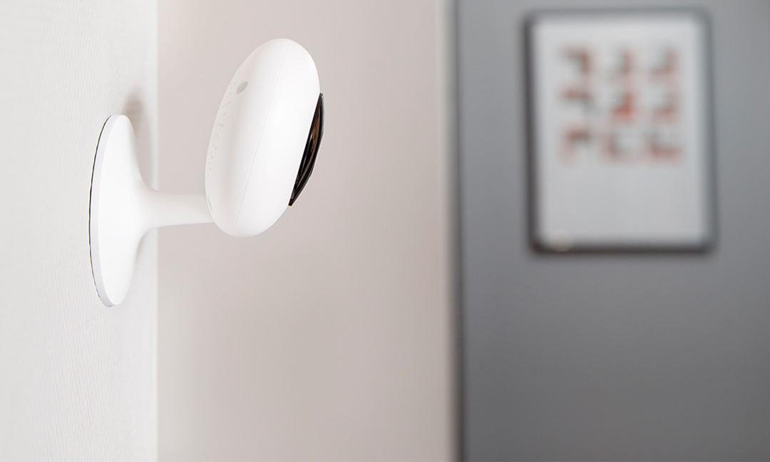 IP-Камера Xiaobai iMi Smart Camera можна прикрепить настену