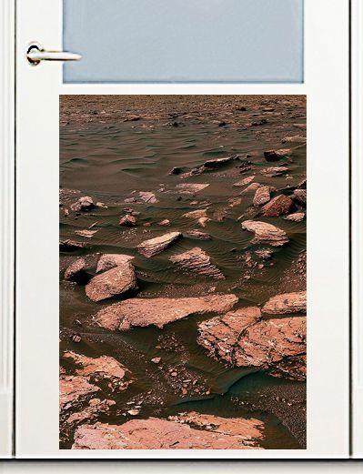 Наклейка на посудомоечную машину - Марс | магазин интерьерные наклейки