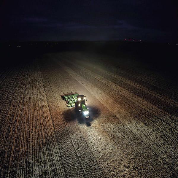 светодиодные фары для сельхозтехники