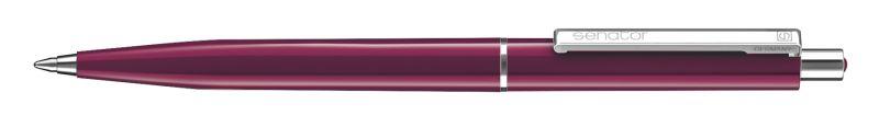 бордовые ручки Senator Point