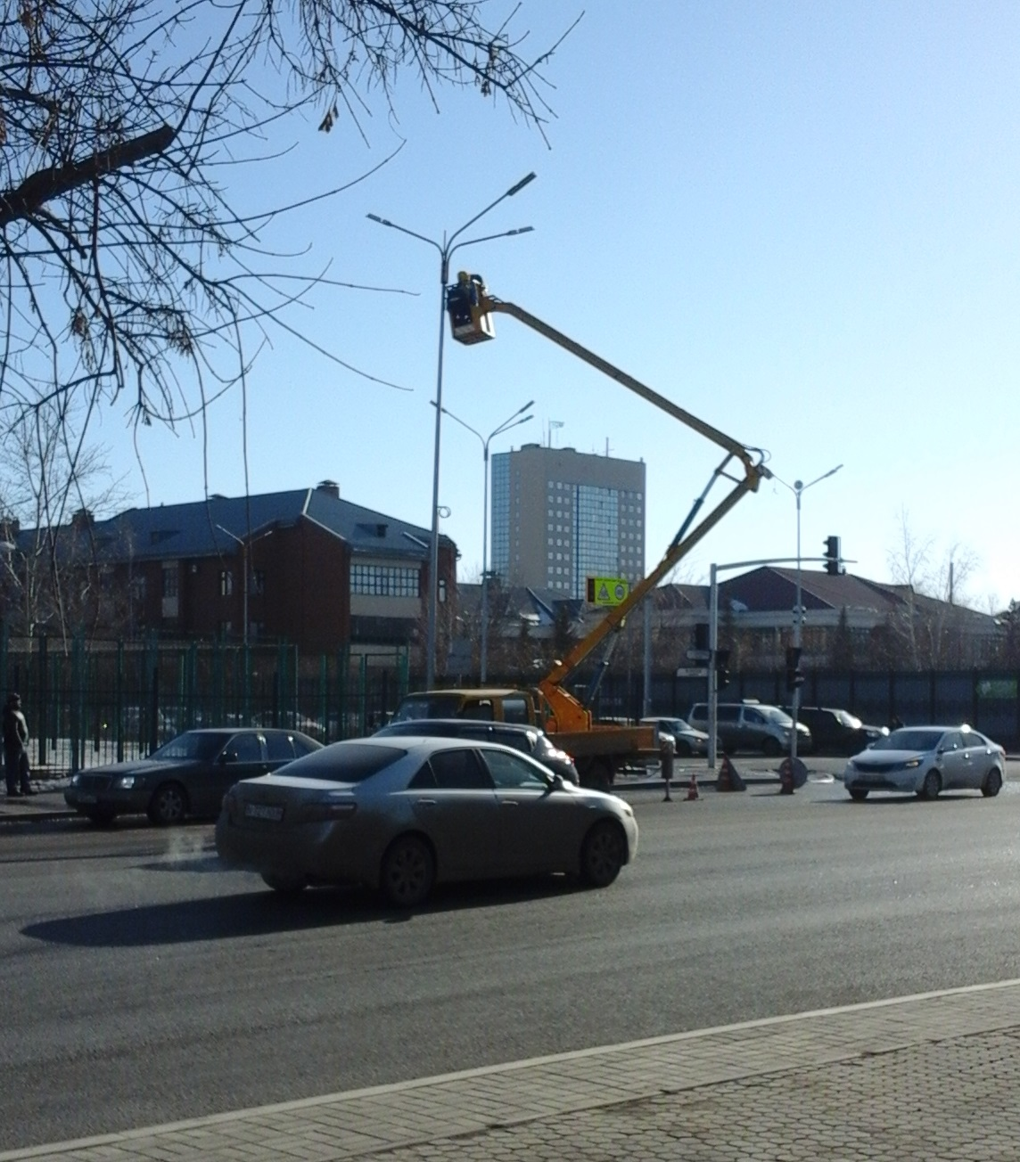 каталоги уличных светильников