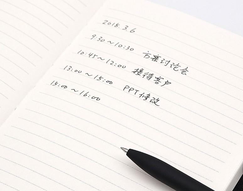 KACO-Noble-A5-Notebook-Collection-K1214-Black