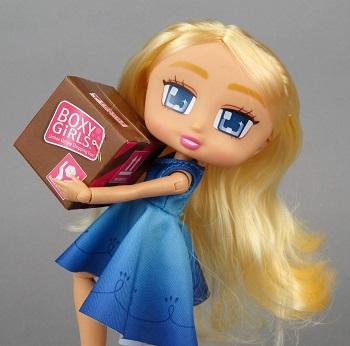 Кукла Boxy Girls Уилла