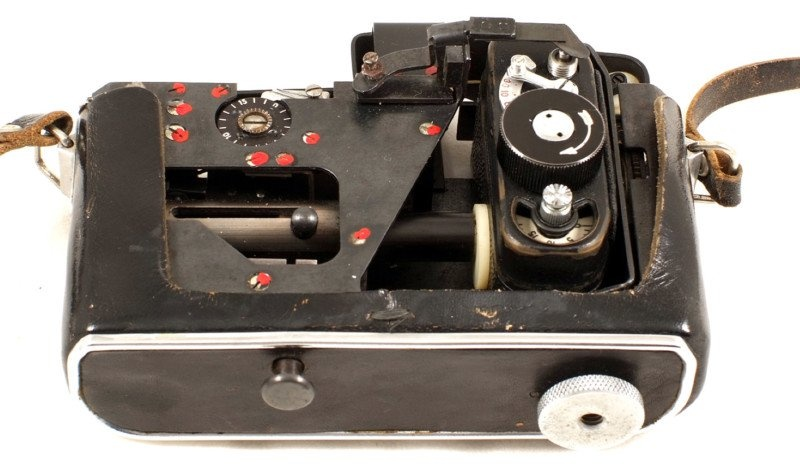 Самый странный советский шпионский фотоаппарат