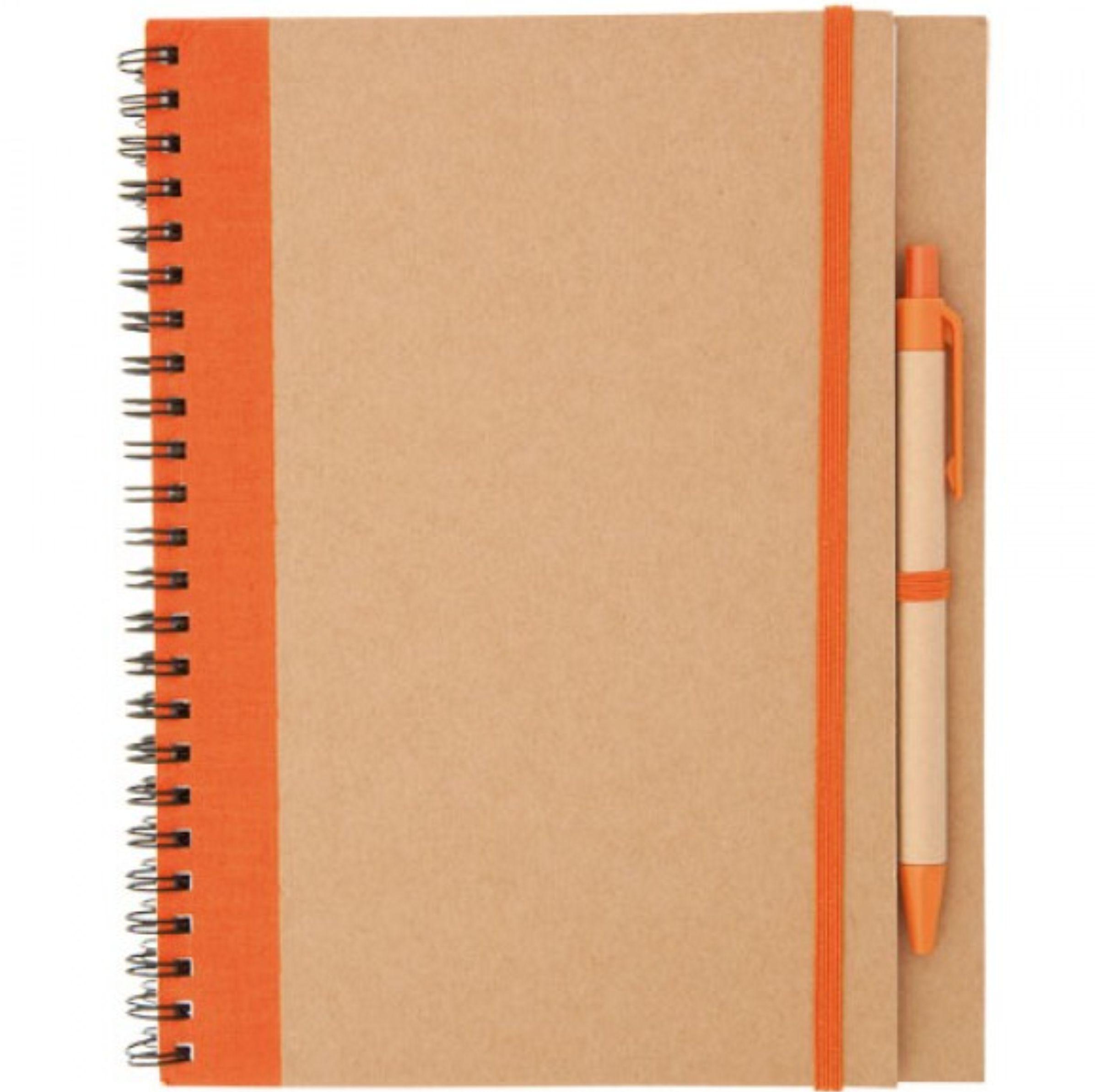 эко блокноты с ручкой оптом