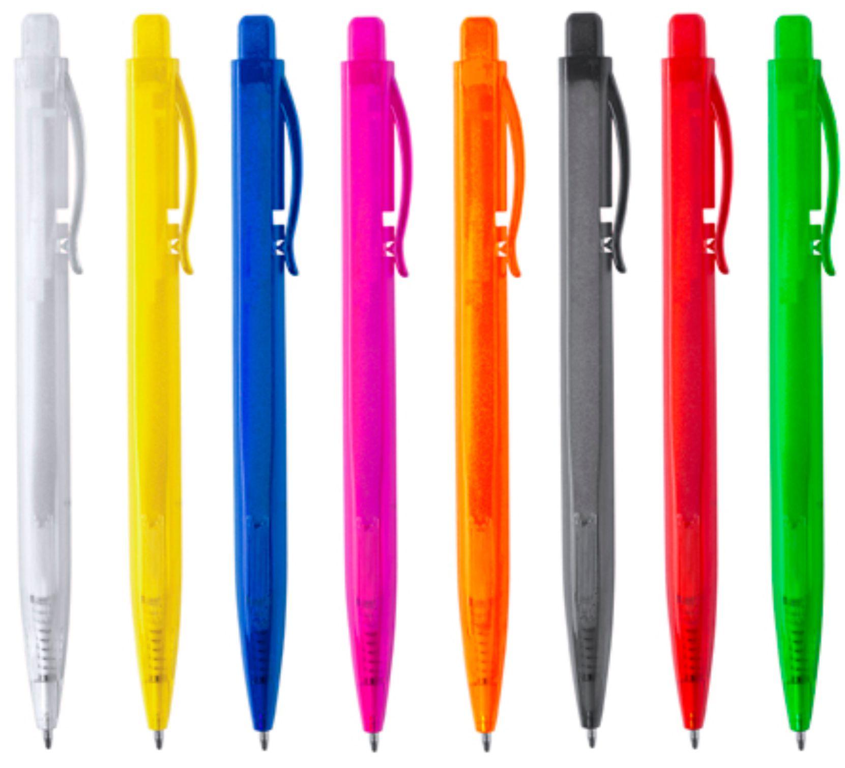 пластиковые ручки с логотипом