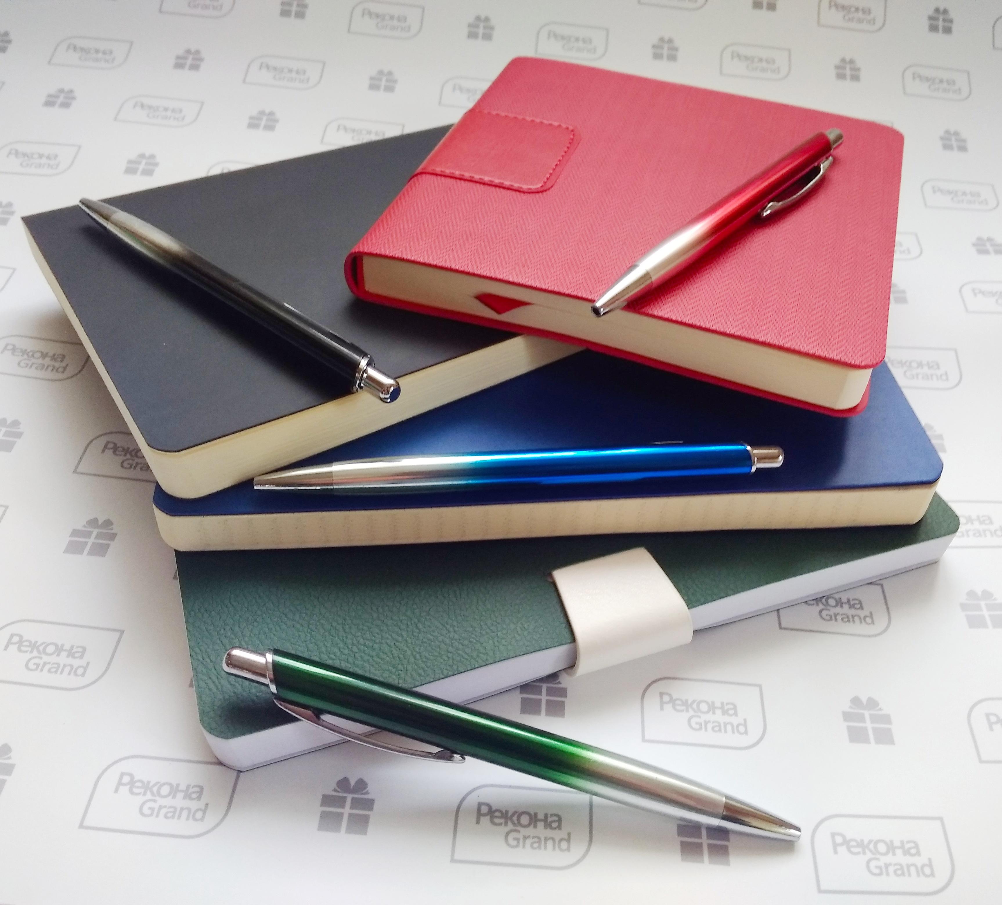 металлические ручки с градиентом