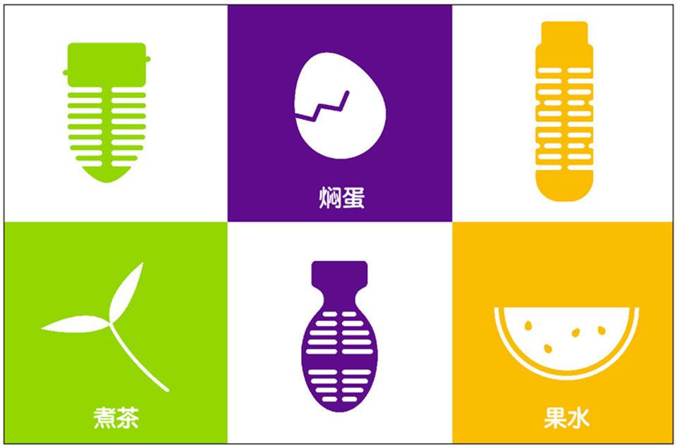 Xiaomi CC temperature visible cup  емкость