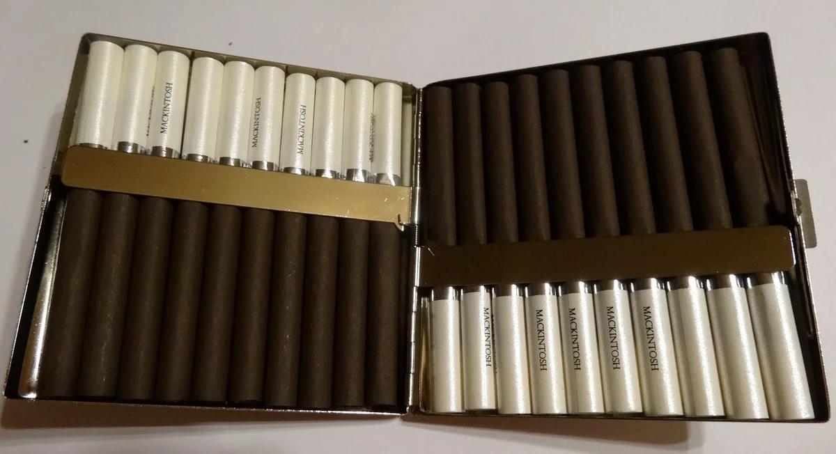 Макинтош сигарет купить купить сигареты в италии