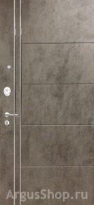 Лофт Тёмный бетон