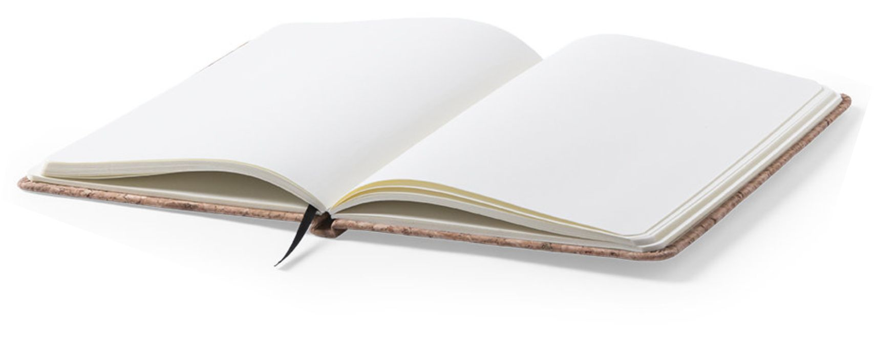 блокноты с обложкой из пробкового материала
