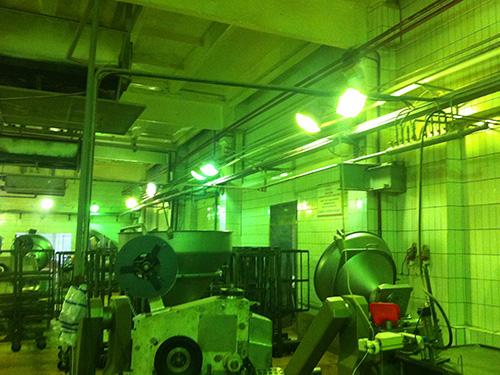 аварийное освещение на производстве
