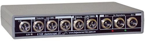 Центральный блок USB Autoscope IV