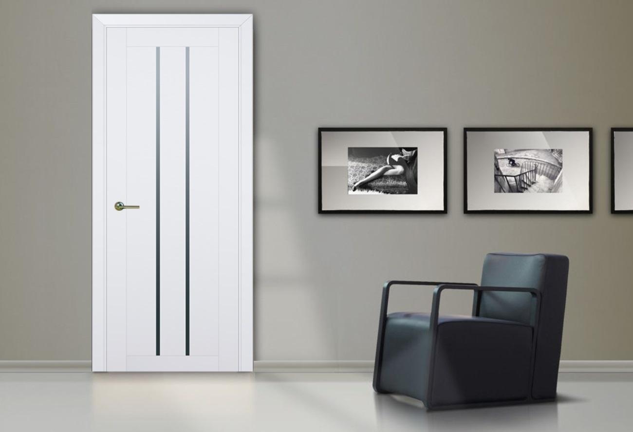 двустворчатая дверь гостинная