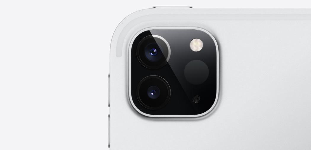 iPad Pro 2020 камеры